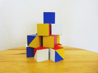 Кубики своими руками 99